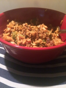 Beef and Broccoli Stifry